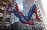 Spider-Man (Excel)