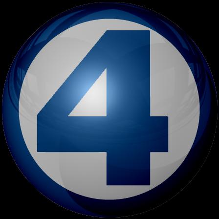 image - fantastic four logo (earth-2992)   comic crossroads
