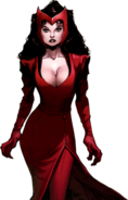 Scarlet Witch (Excel)