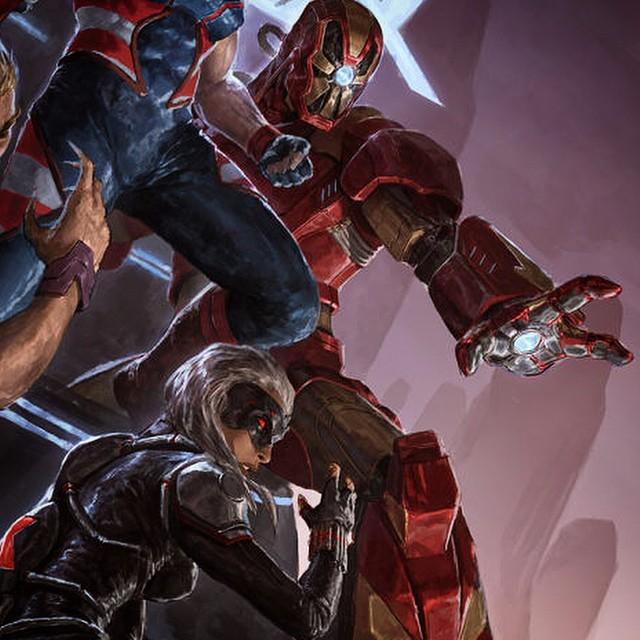 Iron man 2099 online dating