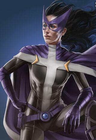 Huntress-(Earth-7568)