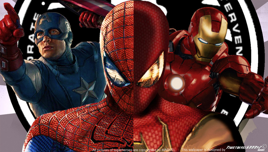 Marvel S Civil War Movie Wallpaper Widescreen By Timetravel6000v2 D5b977q