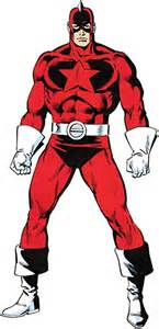 Early Days Red Guardian (Earth-RSR)