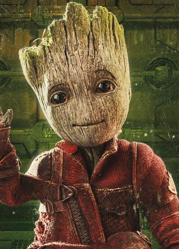 Baby Groot (Earth-1600)