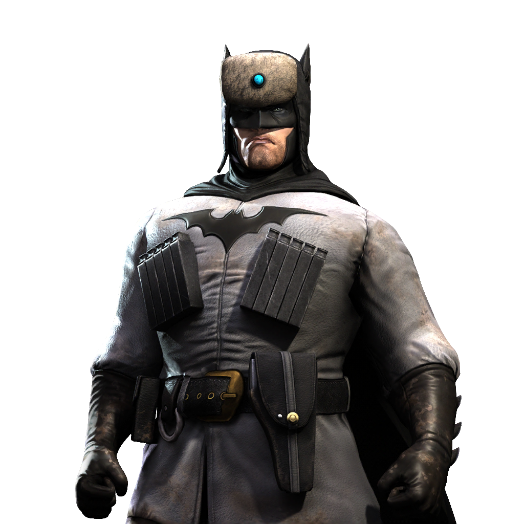 Batman Red Son Image - Batman Masterl...