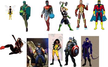 Avengers Current