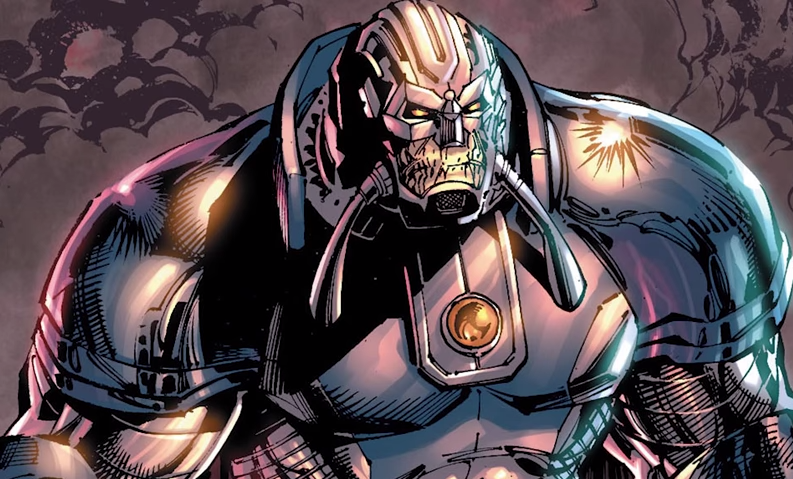 Darkseid not in Justice League