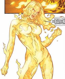 Human Torch (Omniverse)