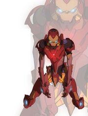 Iron Man(Telepresence Armour)81648