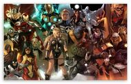 Avengers Army