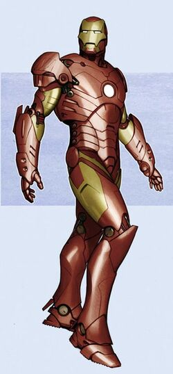 Iron Man (2603)