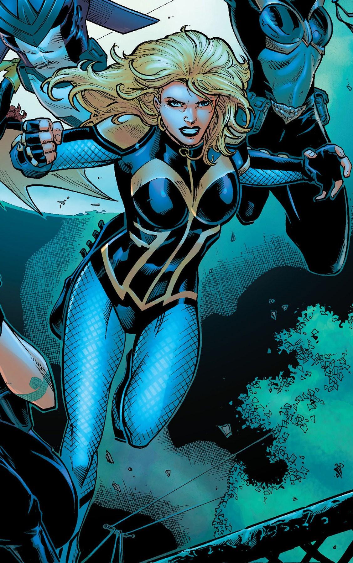 Image - Black Canary (DC Rebirth Cinema).jpg | Comic