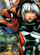 Spider-Man and Rogue