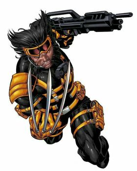Wolverine (Earth-RSR)