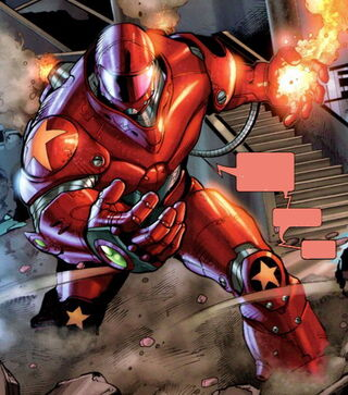 Crimson Dynamo (Earth-20051) Marvel Adventures The Avengers Vol 1 21