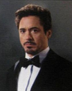 Tony Stark Profile