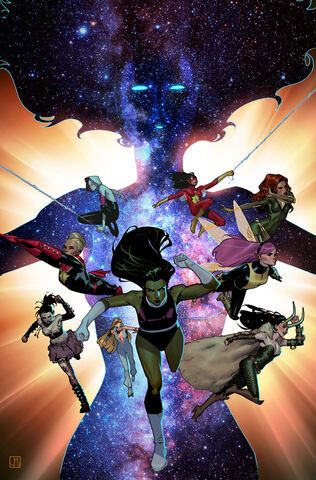 File:A-Force Vol 1 1 Molina Variant Textless.jpg