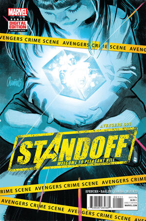 Avengers Standoff Welcome to Pleasant Hill Vol 1 1