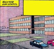 Baxter High School from The Spectacular Spider-Man Vol 1 142 0001