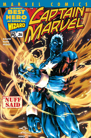 Captain Marvel Vol 4 26