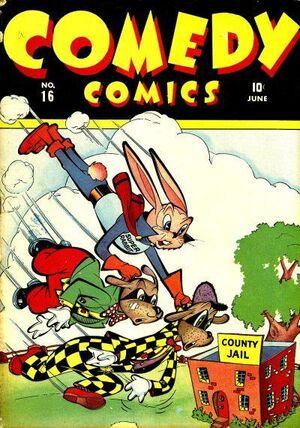 Comedy Comics Vol 1 16