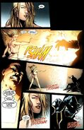 Dark Reign The List - Avengers Vol 1 1 page -- Clinton Barton & Karla Sofen (Earth-616)