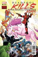 Deadpool Kills the Marvel Universe Again Vol 1 2 Espin Variant