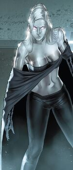 Emma Frost (Earth-616) from Jessica Jones Purple Daughter - Marvel Digital Original Vol 1 2 002