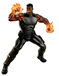 Eric Savin (Earth-12131) from Marvel Avengers Alliance 001