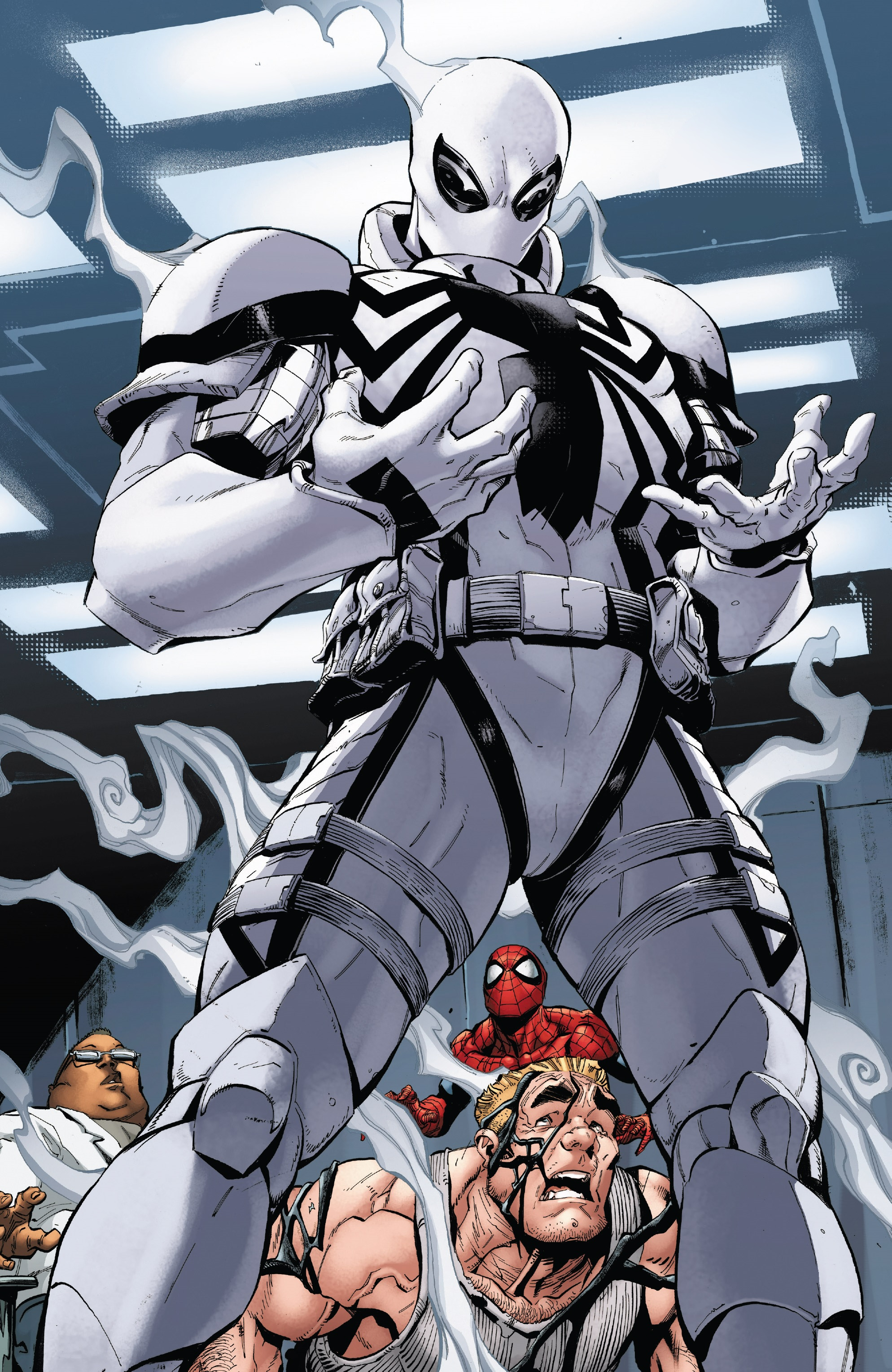Eugene Thompson %28Earth 616%29 from Amazing Spider Man Venom Inc. Alpha Vol 1 1 001 - There really are so many more suits Insomniac can use in the next game.