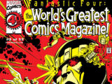Fantastic Four: World's Greatest Comics Magazine Vol 1 3