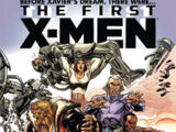 First X-Men Vol 1