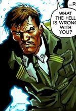 Glenn Talbot (LMD) (Earth-616) from Incredible Hulk Vol 1 608 001