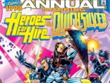 Heroes for Hire / Quicksilver Vol 1 '98