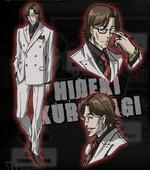 Hideki Kurohagi (Earth-101001) Promo 0001