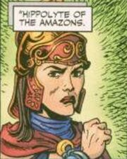 Hippolyta (Earth-616) from Howard the Duck Vol 3 3