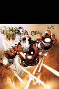Invincible Iron Man Vol 1 507 Textless