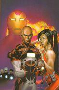 Invincible Iron Man Vol 2 5 Textless