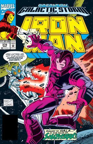 Iron Man Vol 1 278