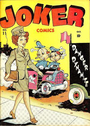 Lovely Joker Comics Vol 1 11