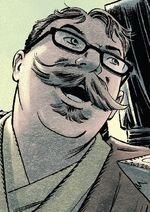 Jordan D. White (Earth-TRN783) from Deadpool's Art of War Vol 1 4