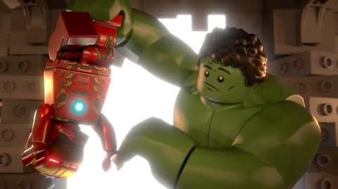 LEGO® Marvel Avengers Reassembled - Episode 3