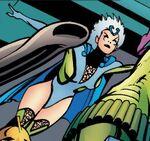 Magique (Earth-71166) Fantastic Four the End Vol 1 4