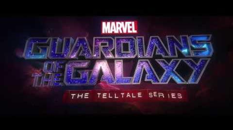 Marvel's Guardians of the Galaxy The Telltale Series Teaser