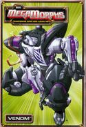 Marvel MegaMorphs Venom Vol 1 1