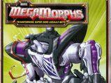 Marvel MegaMorphs: Venom Vol 1 1
