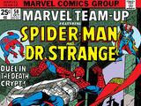 Marvel Team-Up Vol 1 50
