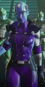Nebula (Earth-TRN765) from Marvel Ultimate Alliance 3 The Black Order