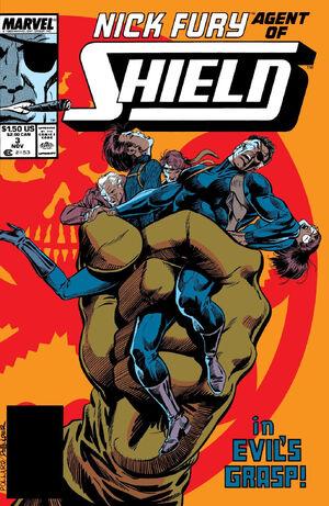 Nick Fury, Agent of S.H.I.E.L.D. Vol 3 3