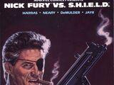 Nick Fury vs. S.H.I.E.L.D. TPB Vol 1